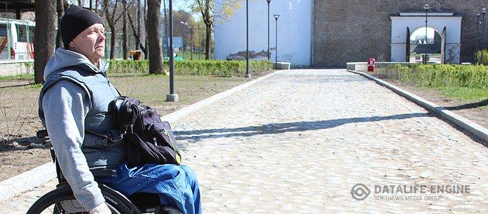 Нарвские инвалиды: по дороге в замок нам теперь не проехать