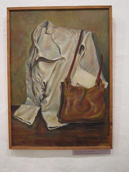 Открывается выставка к 30-летию смерти Александра Мореева