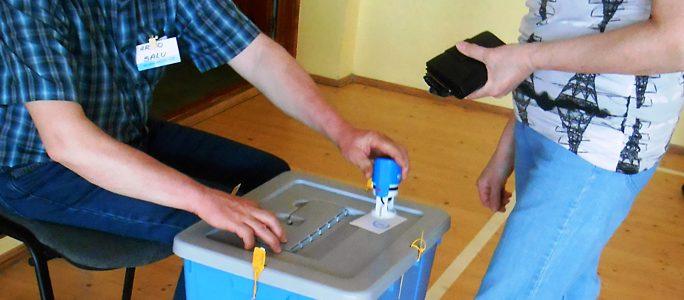Правительство поддержало снижение возраста голосования на местных выборах