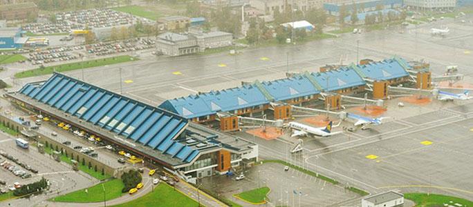 Приземлявшийся в Таллинне самолет коснулся хвостом посадочной полосы