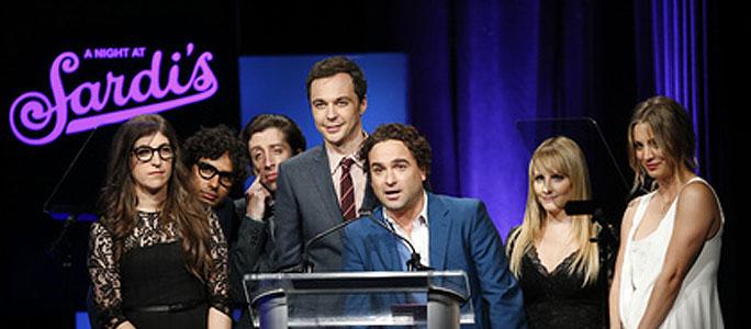Актеры «Теории большого взрыва» выпросили по миллиону долларов за серию