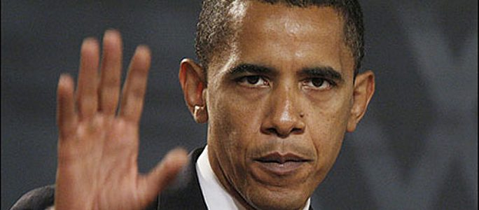 Обама может в Эстонии просто помолчать