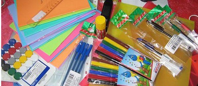 Для детей из многодетных семей собрано 34 657 школьных принадлежностей