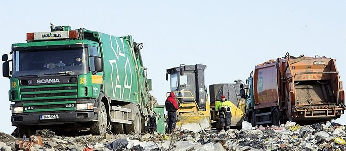 Порядок вывоза отходов является вопросом самоуправлений