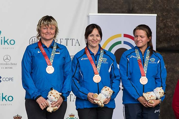 Нарвитяне - бронзовые призеры чемпионата мира!
