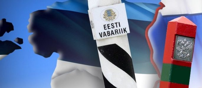 Правительство одобрило координаты контрольной линии между Эстонией и Россией