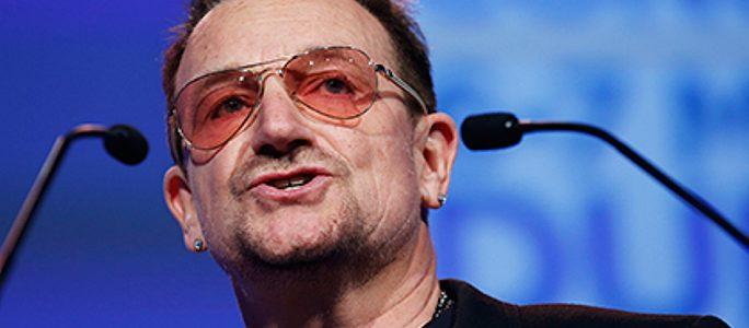 Боно извинился за принудительное распространение нового альбома U2