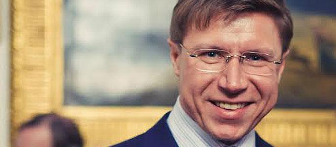 Владимир Волошин, железный человек спорта и бизнеса