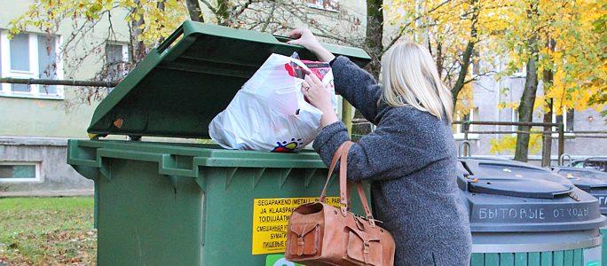 Сортировать мусор станет временно невыгодно
