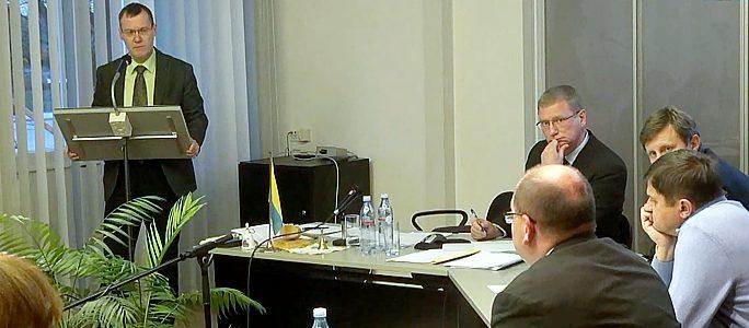 +Видео. Таммисте: мы упраздняем комиссии по политическим причинам