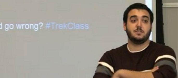 Профессор из США начал курс лекций по сериалу «Доктор Кто»