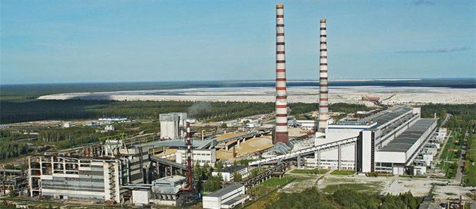На Эстонской электростанции будет не две трубы, а семь