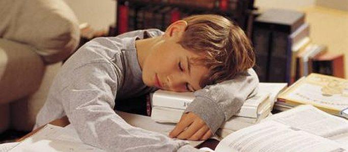 Почему ребенок не делает уроки?