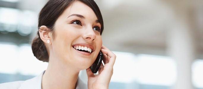 Женщине нужно звонить два раза