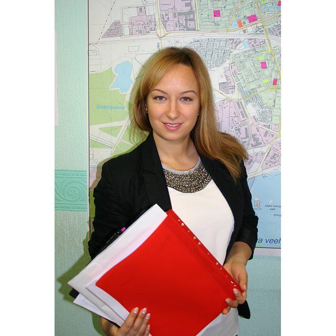 Ольга Годунова, ответственная за чистоту городских улиц