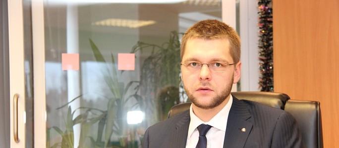 """Новый редактор """"Виру Проспекта""""  приехал из дома правительства"""