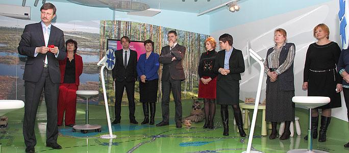 Нарвский гостевой центр: подобного в Эстонии больше нет