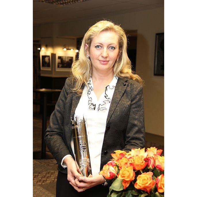 Лариса Шабунова, директор машиностроительного завода, предприниматель года