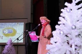 Автор лучшего рождественского рисунка  поедет в Брюссель