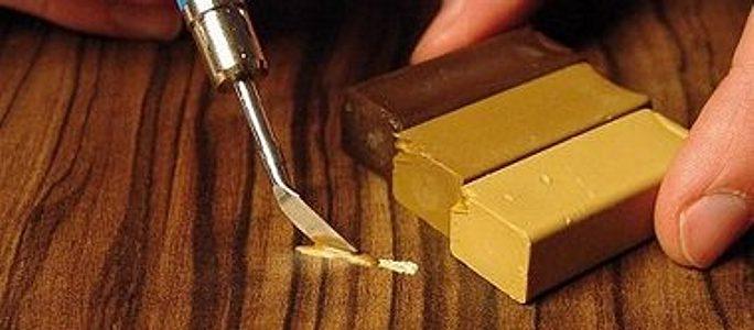 Как убрать царапины с поверхности ламината?