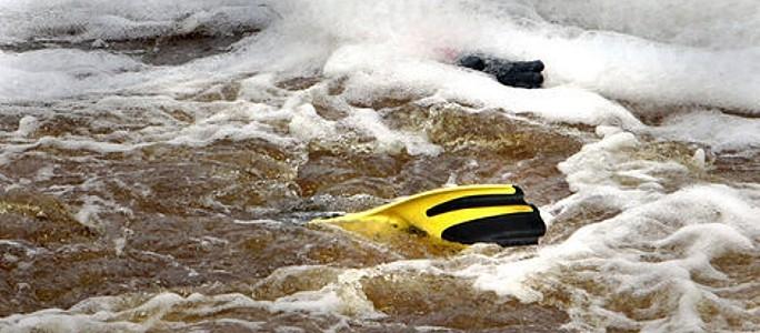 В Силламяэ в море нашли тело молодого человека