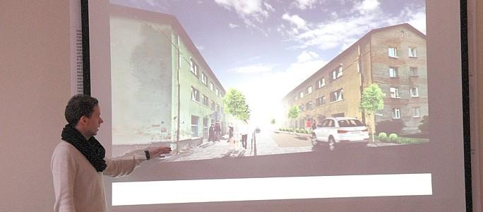 Студенты-архитекторы посмотрели на Старый город по-новому
