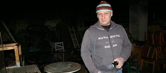 +Видео. Юрий Михалев: причина пожара в «Ильмарине» - хроническое безденежье