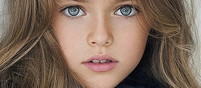 Почему самая красивая девочка в мире не дает интервью