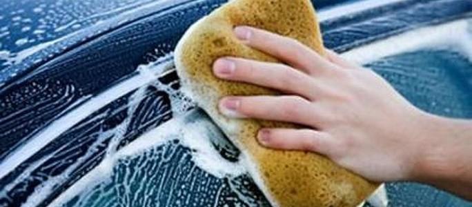 Как зимой самому помыть машину - Tockahakurort.ru