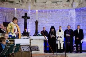 Галерея. Богослужение в Александровской церкви