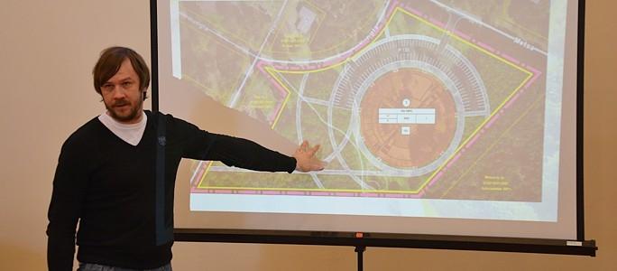В Нарва-Йыэсуу начнут строить  летний концертный зал