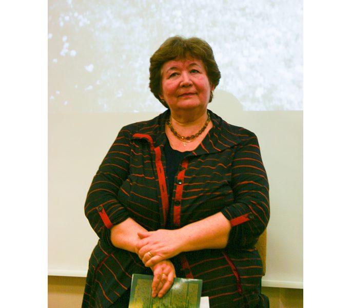 Автор лучшей книги, написанной на русском языке в Эстонии в 2014 году