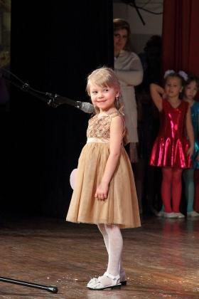 """Галерея. """"Маленькой мисс Нарва 2015"""" стала Варвара Лохматова"""
