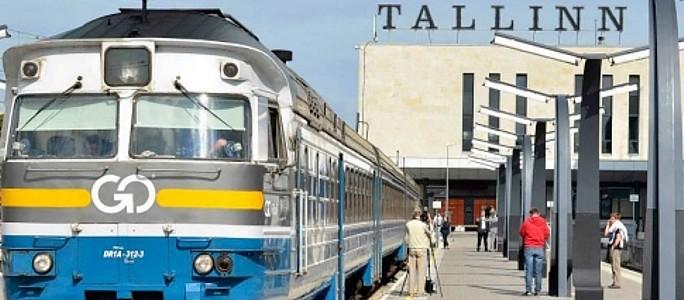 Москва-Таллинн: отмена поезда затормозилась