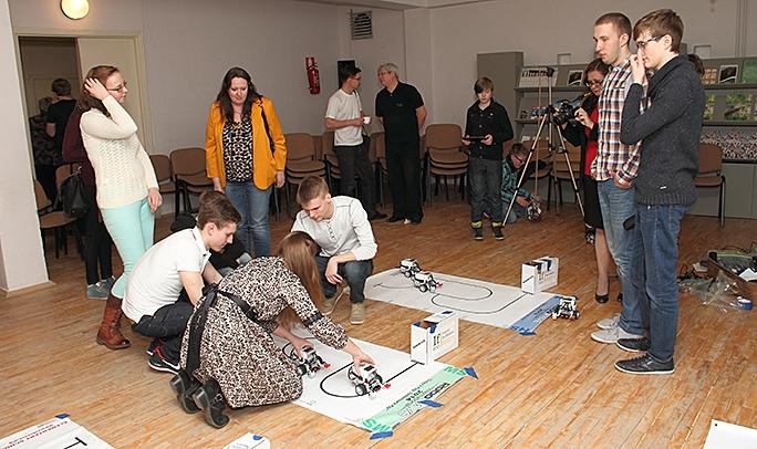 В Нарве открылась  общедоступная лаборатория 3D-печати