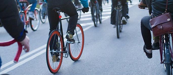 Происшествий с велосипедистами становится больше
