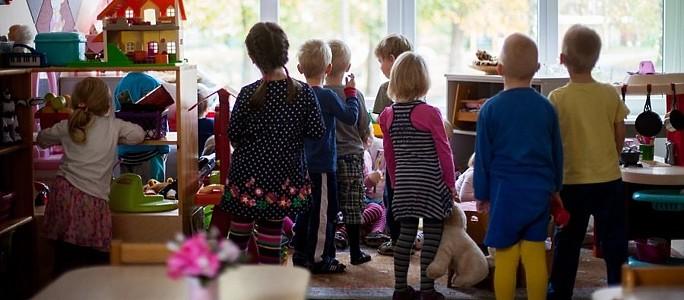 Министерство высказалось о ситуации с детсадами в Нарве