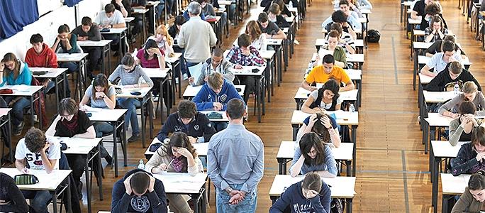 Период государственных экзаменов в гимназиях стартовал