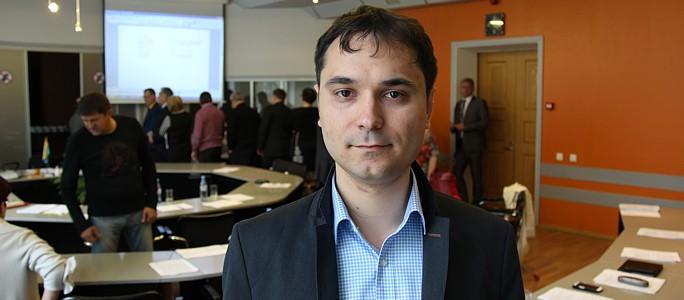 Илья Фёдоров стал зампредом Нарвского горсобрания