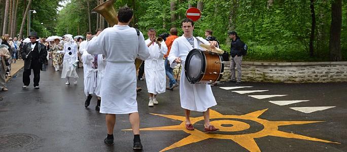 Нарва Йыэсуу открывает летний сезон
