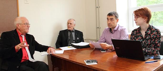 Калачёв и Гамазин предлагают сделать новый закон о КТ менее либеральным
