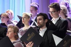 Празднование юбилея Нарвы открыл старейший хор России