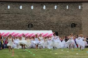 Любовь Колесникова — самая быстрая «невеста»!