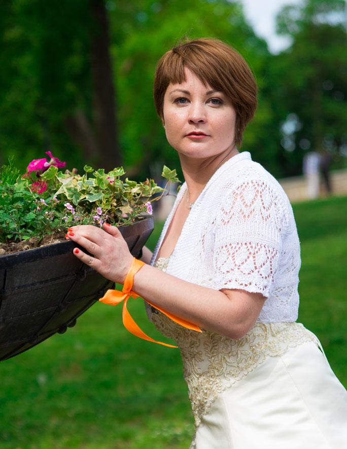 Арина Манжикова