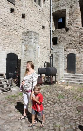 +Галерея. Нарвский замок - против музейной тишины