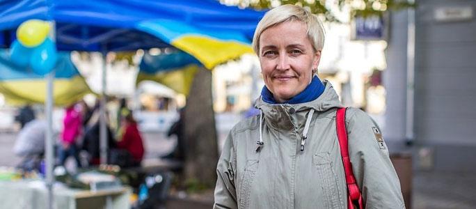 Новым временным директором Нарвского колледжа станет политолог Кристина Каллас
