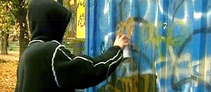 Опрос: Как бороться с вандализмом?