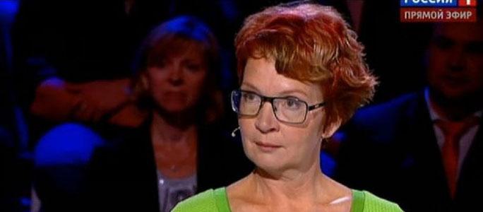 Яна Тоом в Европарламенте говорила о негражданах в Эстонии