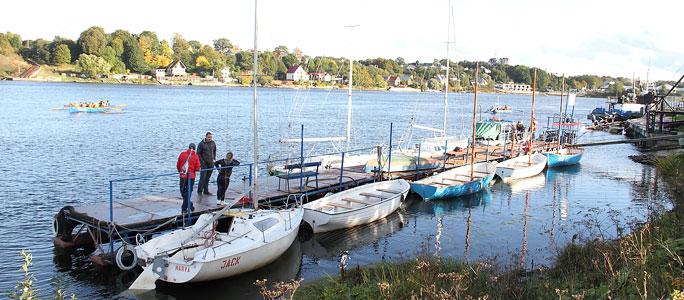Яхтсменам расскажут о возможностях Нарвского порта