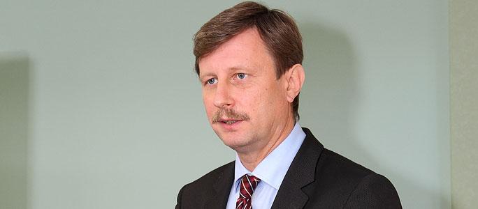 Эдуард Эаст стал старейшиной Йыхвиской волости